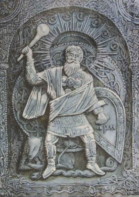 Perun – the God of Thunder