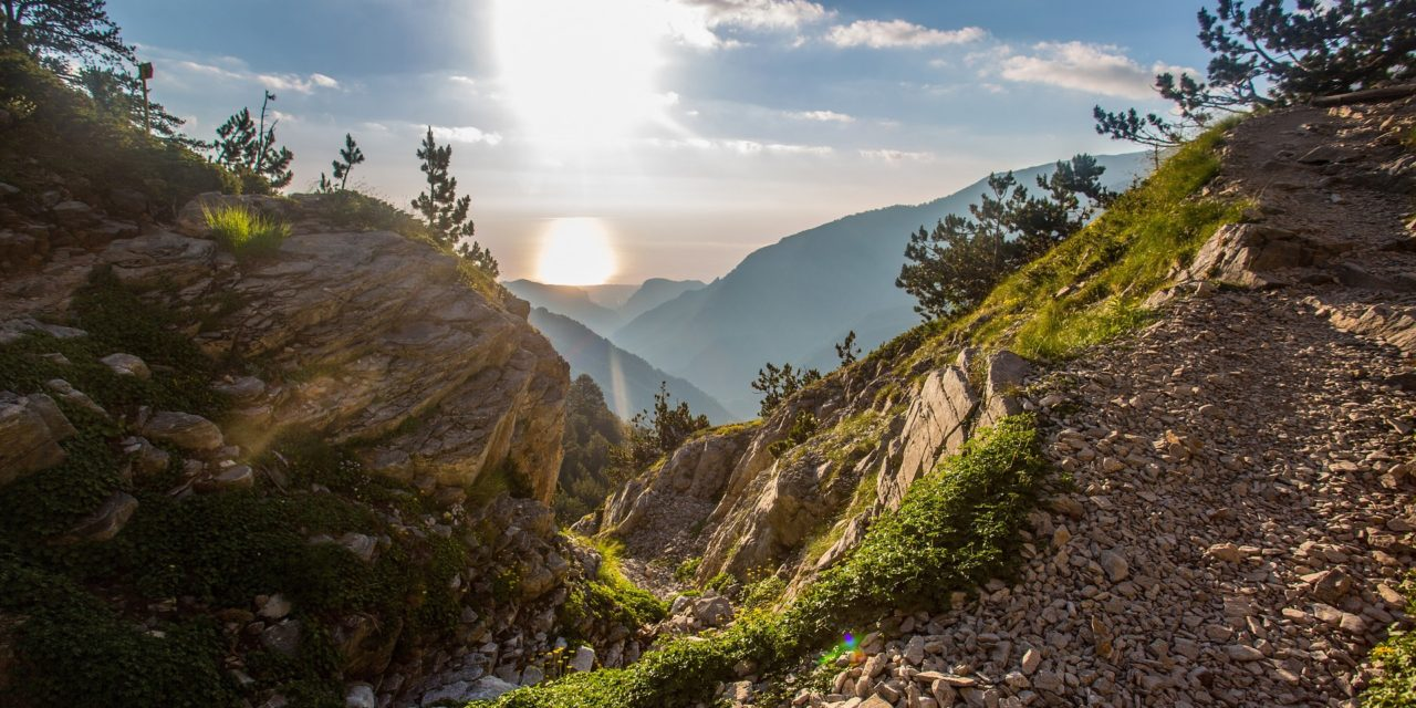 Olympus – Mountain of Gods and Destiny in Greek Myths