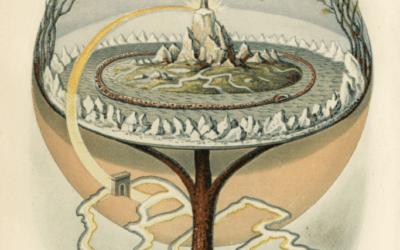 Nine Worlds in Norse Mythology – Tree of Life