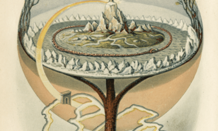 Nine Worlds in Norse Mythology – Tree of Life