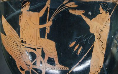 Triptolemus and Erysichthon – Demeter's Blessed and Cursed