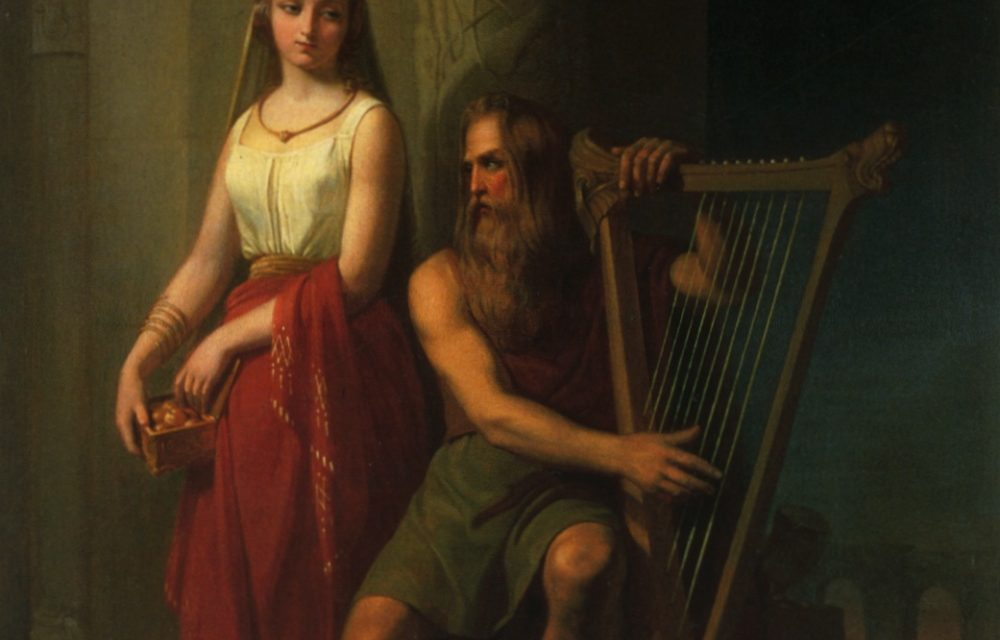 Idunn And The Gods Immortality – Norse Myth