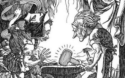 The Magical Gifts for the Gods – Norse Mythology