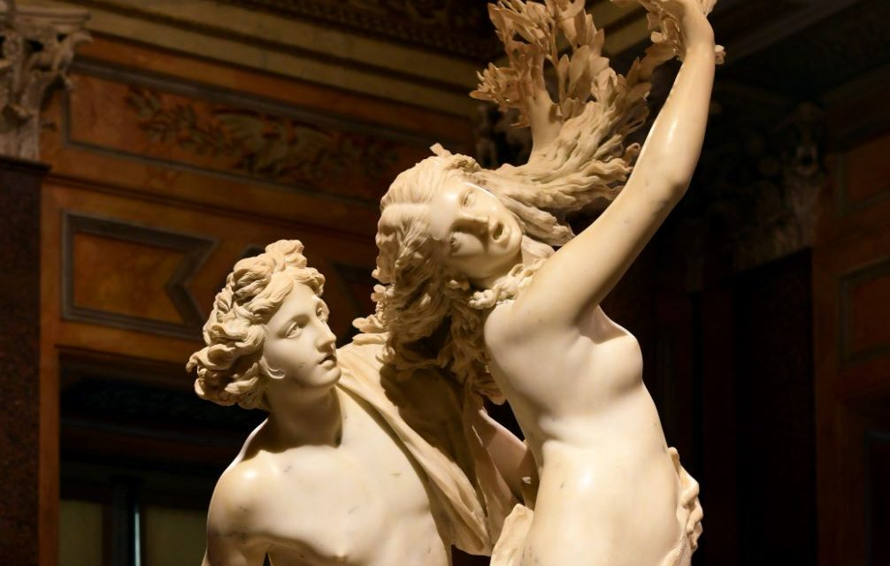 Apollo and Daphne Myth