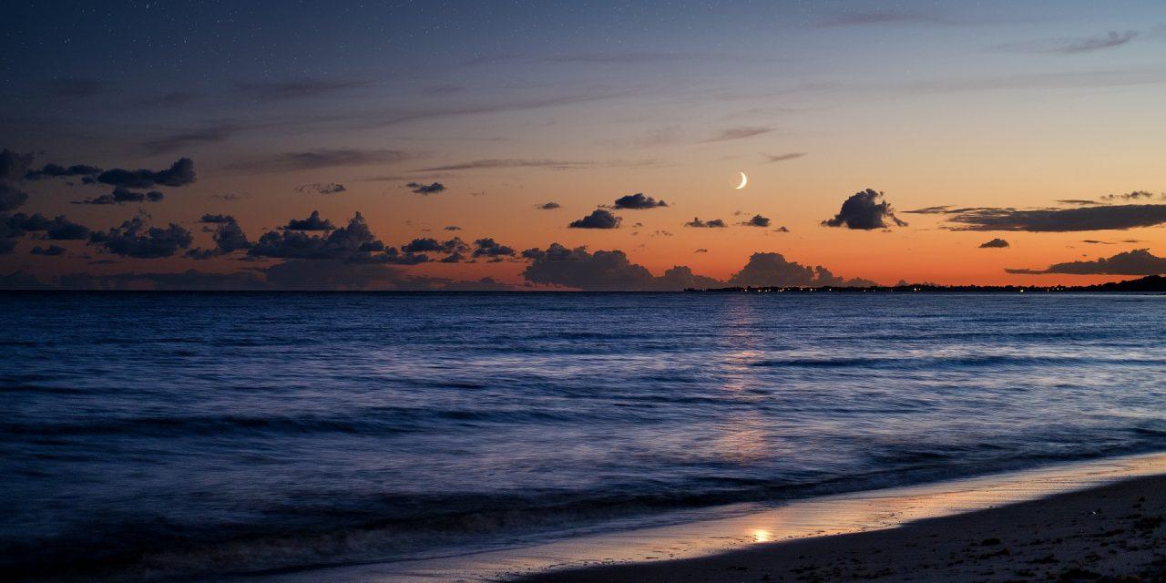 Night, Moon, Dawn and Sun – Greek Myth