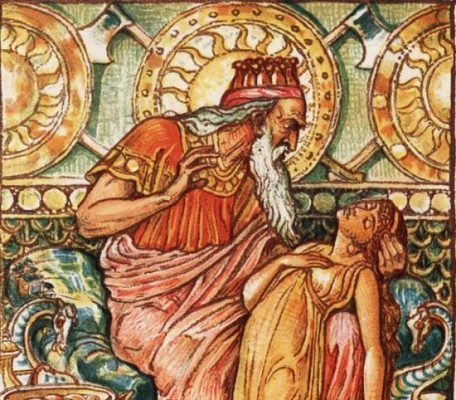 King Midas and His Golden Curse – Greek Mythology