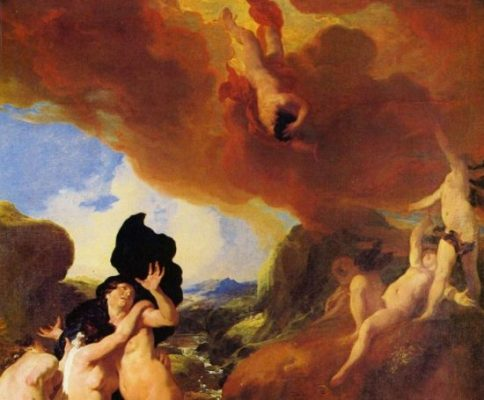Phaeton – Son of the God Helios and Sun's Chariot