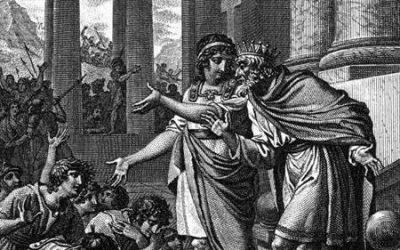 Aeacus – Judge of the Underworld