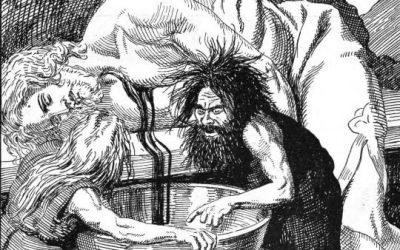 Kvasir – Mead of Poetry – Norse Myth