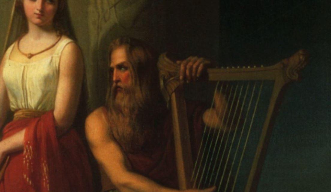 Браги – Бог на Поезията – Първият Скалд