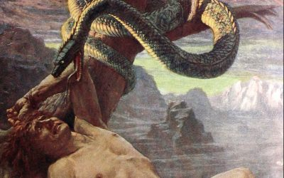 Punishment of Loki – Norse Mythology