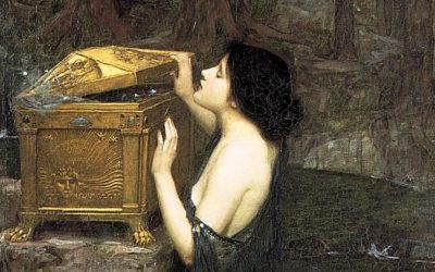 Pandora – Creation and Pandora Box
