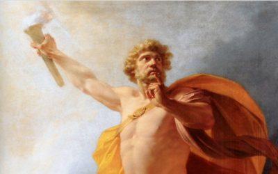 Prometheus – Revenge of Zeus – The Titan in Schackles