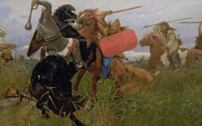 Scythians – In the Roots of Expansion of Euroasia