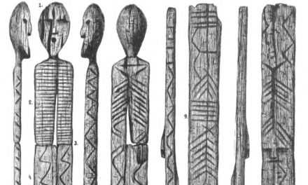 Idol of Shigir – Oldest Wood Idol in the world – 11 600 years