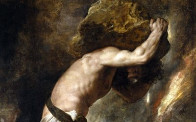 Sisyphus and the Great Task of the Stone