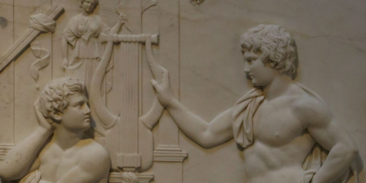Amphion and Zethus – Heroes of Thebes