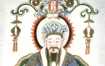 Zao Jun – The Kitchen God Favourable by Jade Emperor