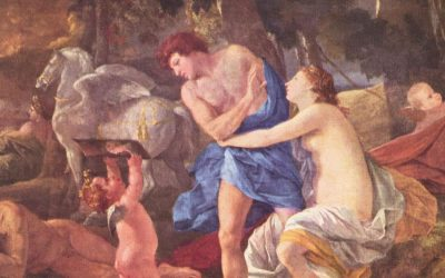 Cephalus and Procris – Romance and a Curse
