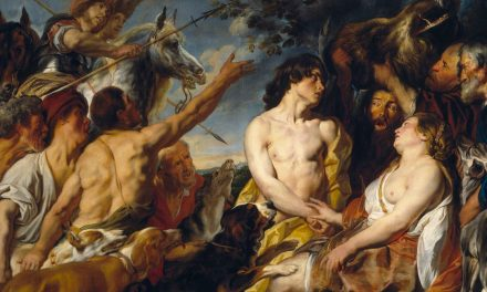 Meleager – Son of Ares and the Boar
