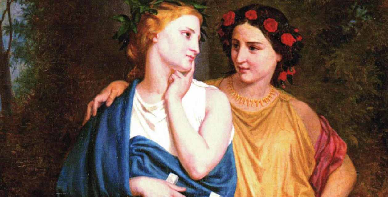 Procne and Philomela – Revenge Upon Lustful Tereus