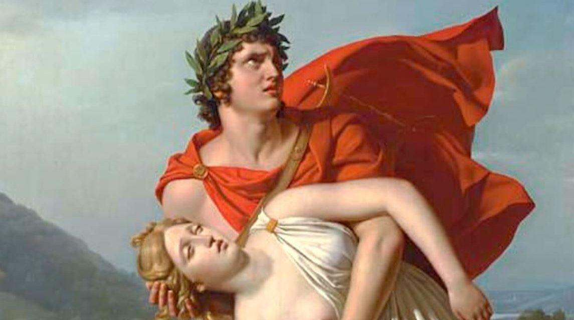 Orpheus and Eurydice – Orpheus Goes to the Underworld