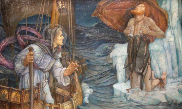 Пътуването на Бран и Островът на жените